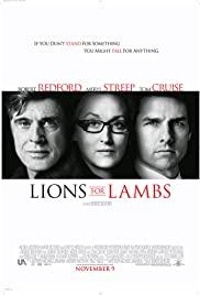 Arslanı Kuzulara / Lions for Lambs türkçe dublaj izle