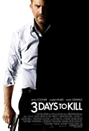 Son Üç Gün / 3 Days to Kill türkçe dublaj izle