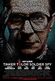 Köstebek / Tinker Tailor Soldier Spy türkçe dublaj izle
