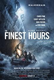 Zor Saatler / The Finest Hours türkçe HD izle
