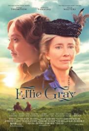 Effie Gray türkçe dublaj izle
