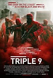 Kod 999 / Triple 9 türkçe HD izle