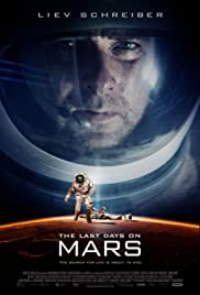 The Last Days on Mars türkçe dublaj izle