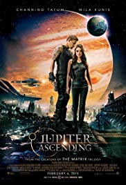 Jüpiter Yükseliyor / Jupiter Ascending türkçe dublaj izle