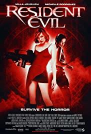 Ölümcül deney / Resident Evil türkçe HD izle