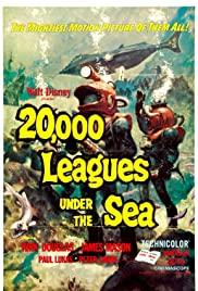 Denizler altında 20.000 fersah / 20,000 Leagues Under the Sea türkçe HD izle