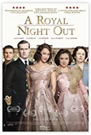 Kaçak Prenses / A Royal Night Out türkçe HD izle