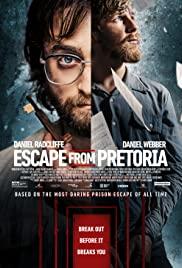 Pretoria'dan Kaçış / Escape from Pretoria Türkçe İzle