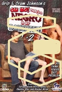 Oh no! there's a negro in my vol.2 erotik izle