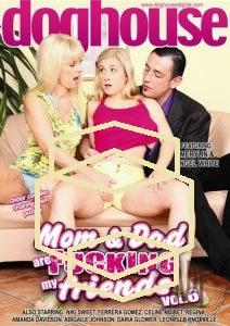 Mon Dad Are My Friends vol.6 erotik film izle