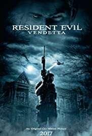 Resident Evil: Vendetta HD izle