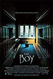 Lanetli Çocuk / The Boy HD izle