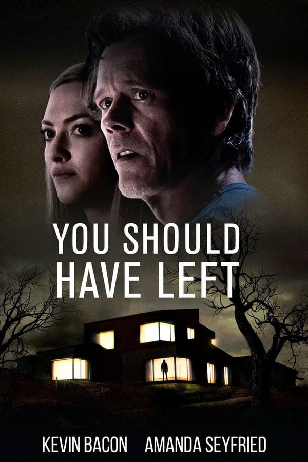 You Should Have Left (2020) Türkçe izle