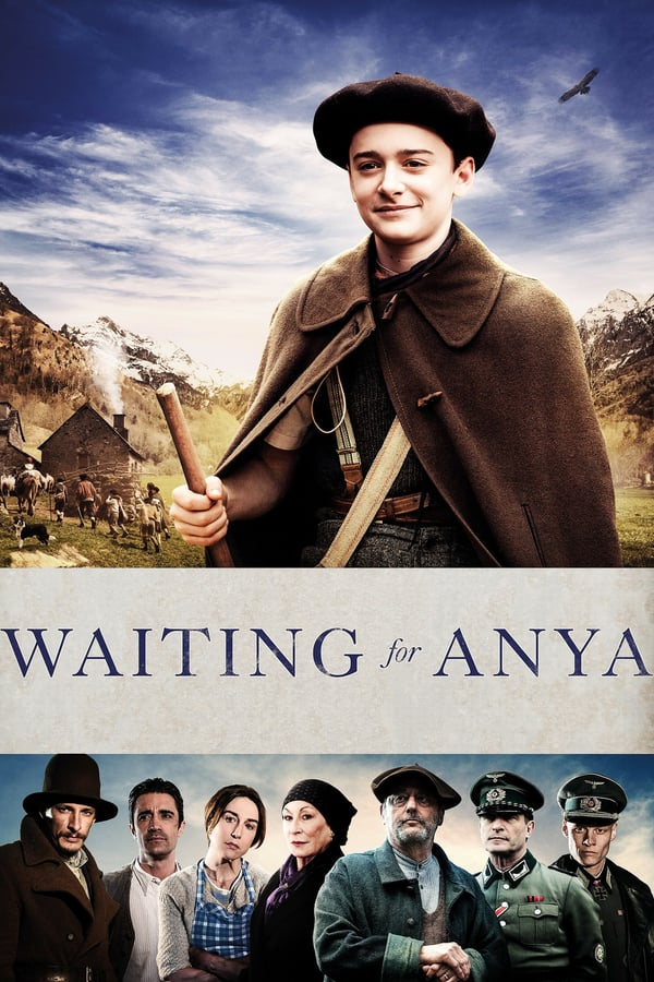 Waiting for Anya (2020) Türkçe izle