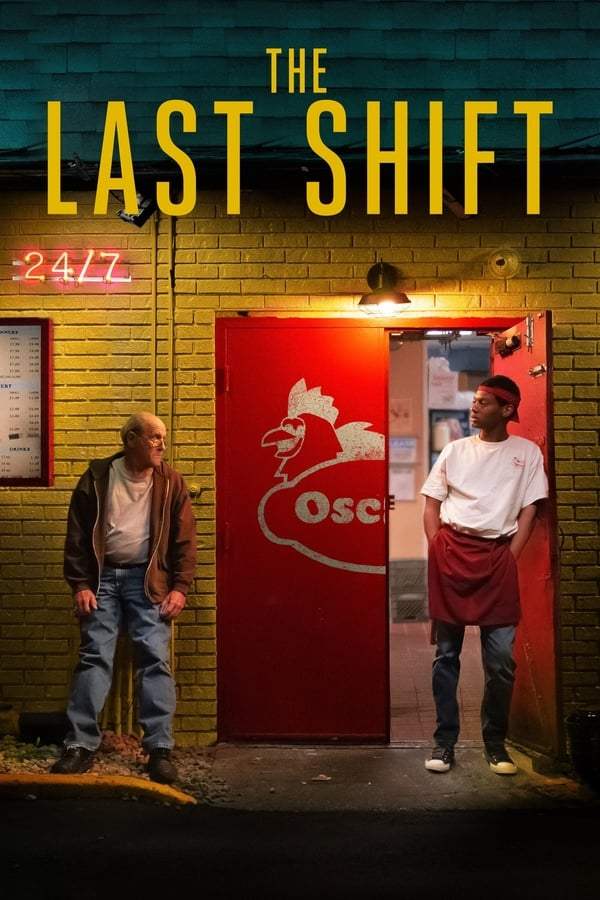 The Last Shift Türkçe izle